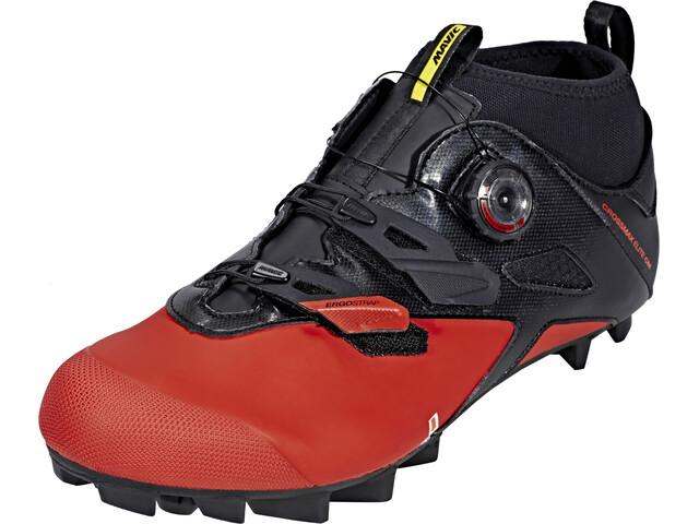 premium selection 387cc e638e Mavic Crossmax Elite CM Shoes black/fiery red/black